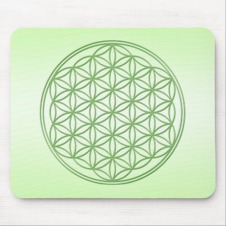 Flower of Life - Hilarion Mouse Pad