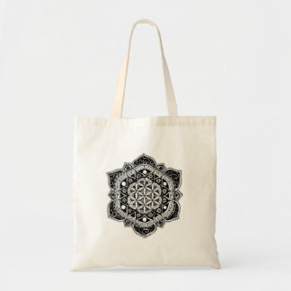 Flower of Life II Tote Bag