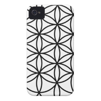 Flower of Life iPhone 4 Case