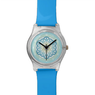 Flower of Life Jelly Watch