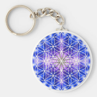 Flower of Life Keychains
