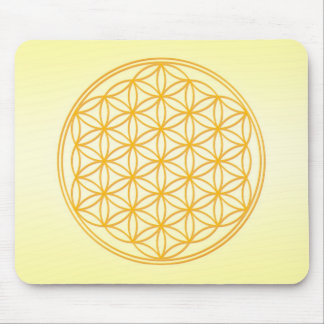Flower of Life - Kuthumi Mouse Pad