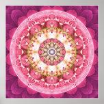 Flower of Life Mandala 5 Poster