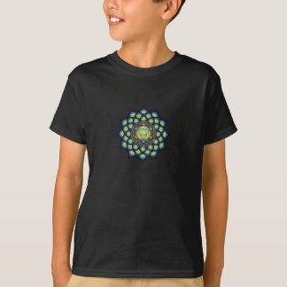 Flower of Life Merkaba Mandala T-Shirt