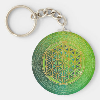 Flower of Life - Ornament II Key Chains