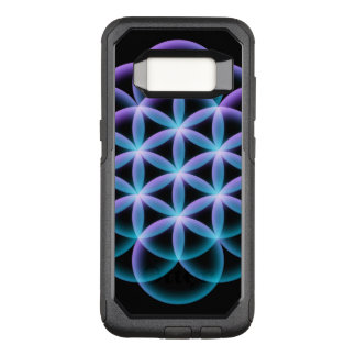 Flower of Life OtterBox Commuter Samsung Galaxy S8 Case