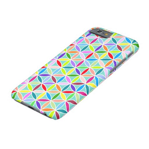 Flower of Life Pattern – Multicoloured Barely There iPhone 6 Case