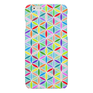 Flower of Life Pattern – Multicoloured iPhone 6 Plus Case