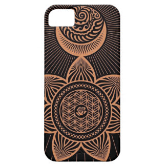 Flower of Life Rose Case For The iPhone 5
