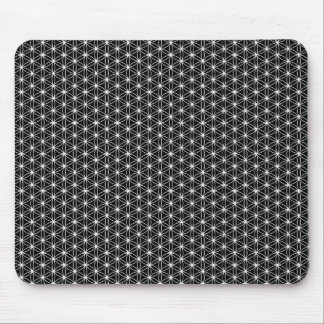 Flower Of Life Sacred Geometry Mouse Pad