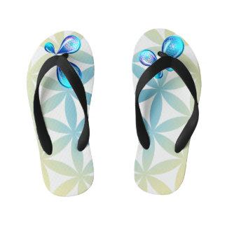 Flower of Life Sandals Flip Flops