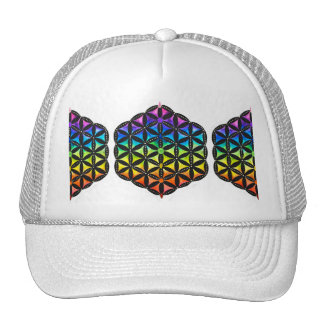 Flower of Life Snapback By Megaflora Cap
