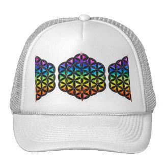 Flower of Life Snapback By Megaflora Hats