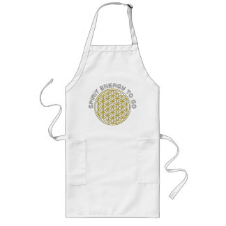 FLOWER OF LIFE - SPIRIT ENERGY TO GO APRONS