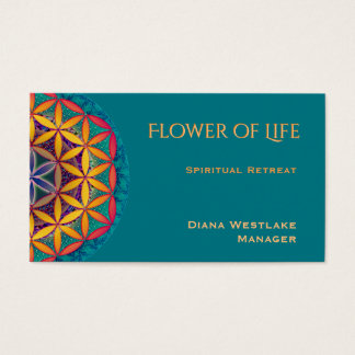 Flower of Life Spiritual Retreat