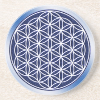 Flower Of Live / heaven Drink Coaster