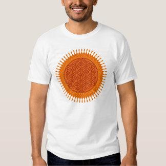 Flower Of Live / sunny design T Shirt