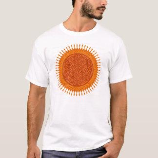 Flower Of Live / sunny design T-Shirt