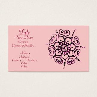 Flower Of Love (Henna) (Pink)