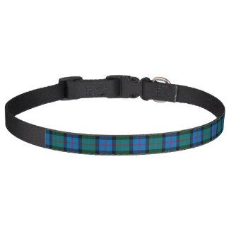 Flower Of Scotland National Tartan Dog Collar