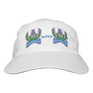 `Flower of Scotland' Performance Hat