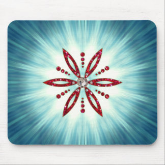 Flower of the life - Aphrodite amulet Mouse Pad