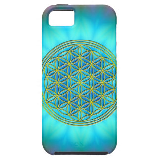 Flower of the life motive 11 tough iPhone 5 case