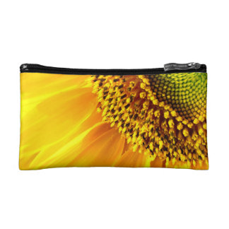 Flower of the Sun Cosmetic Bag
