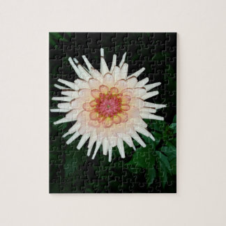flower on a cool night jigsaw puzzle