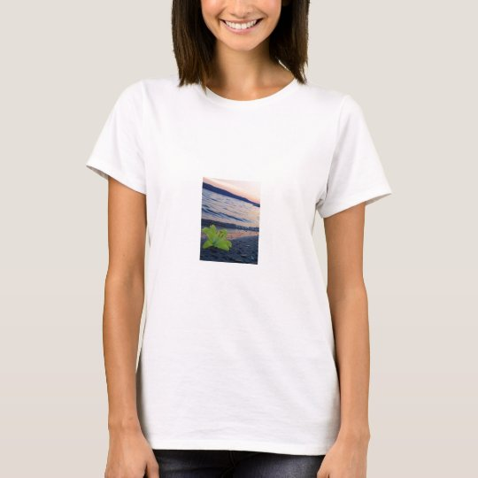 Flower on lake T-Shirt