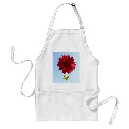 Flower on the Sky Aprons