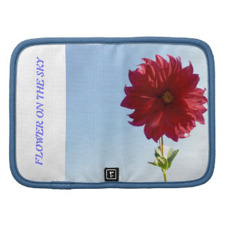 Flower on the Sky Folio Planners
