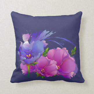 Flower Painting design Mother's Day Gift Pillow
