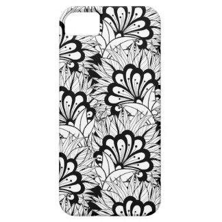 Flower Pattern Doodle iPhone 5 Cover