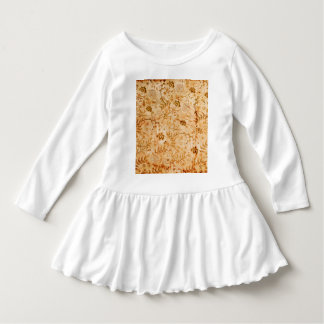 Flower pattern in soft colors t-shirt