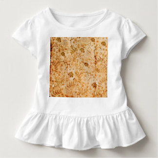 Flower pattern in soft colors t-shirts