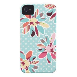 flower pattern iPhone 4 Case-Mate case