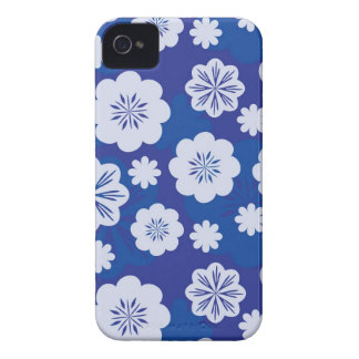 flower pattern iPhone 4 cover