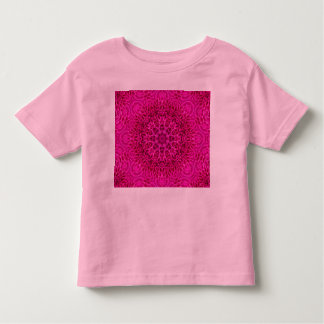 Flower Pattern Kids Shirts, many styles and colors Toddler T-Shirt