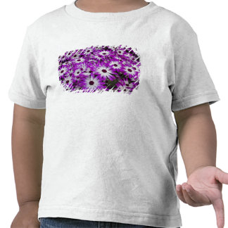 Flower pattern, Kuekenhof Gardens, Lisse, Tee Shirts