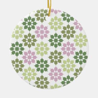 Flower Pattern ornament - customize