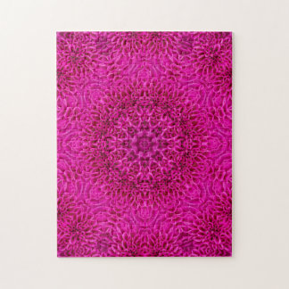 Flower Pattern   Puzzle with Gift Box