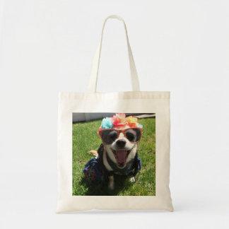 Flower pawer! tote bag