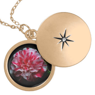 flower pendants jewelery
