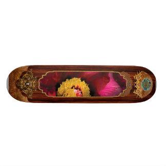 Flower - Peony Skateboards