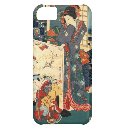 Flower Performance 1862 Right Case For iPhone 5C
