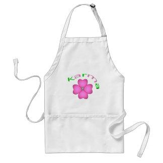 Flower Petal - Karma Standard Apron