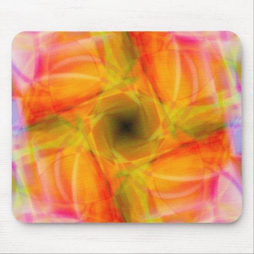 Flower Petal Mousepad