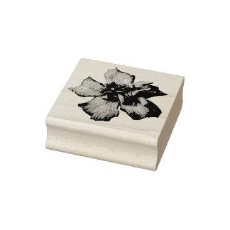 Flower Photo Stamp