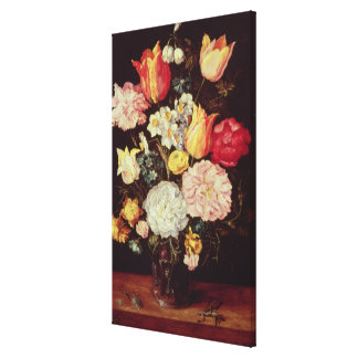 Flower Piece Canvas Print